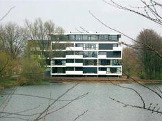 Afbeeldingsresultaat voor appartementengebouw architectuur