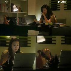 Hye Won sedih membaca tulisan Sun Jae yang merasa ia selesai berbulan madu tapi dia meninggalkan mempelai wanita untuk tidur dengan pria lain.   Hye Won merasa sangat kasihan dengan Sun Jae. Tapi dia tidak bisa berbuat apa-apa selain menangis.