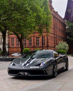 Grigio #Ferrari #458Speciale #Speciale