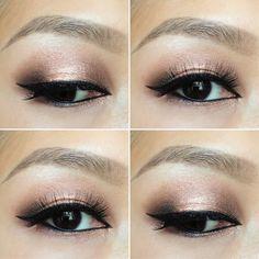 Style By Cat: Rose Gold Smokey Eye Video Tutorial