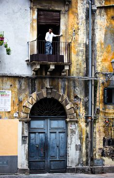 Modica, Sicily, in Italy - I'd like to visit Sicily one day