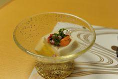 海膽胡麻豆腐