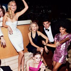 Planning your next girl's night? Put on your dancing shoes and head to one of these hotspots.