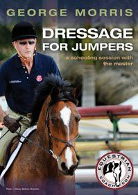 Join George Morris, former Chef d'Equipe of the US Show Jumping Team, as he demonstrates his favorite dressage exercises as they apply to jumping sports. In this schooling session, George uses his sys Equestrian Outfits, Equestrian Style, Equestrian Fashion, Equestrian Problems, George Morris, English Riding, Horse Training, Training Tips, Show Jumping