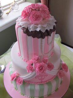 Wedding Cake  Cake by Alta
