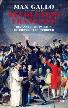 Jeu-concours Max Gallo et la Révolution française   historia.fr
