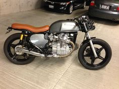 cx500 1979 cafe racer.. (pics in comment) - Imgur