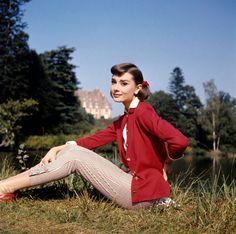 Una Mosca en la Luna: De picnic con Audrey Hepburn