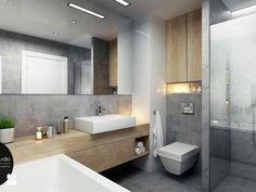 Bad Inspiration, Bathroom Inspiration, Bathroom Toilets, Bathrooms, Home And Garden, Mirror, Furniture, Design, Home Decor