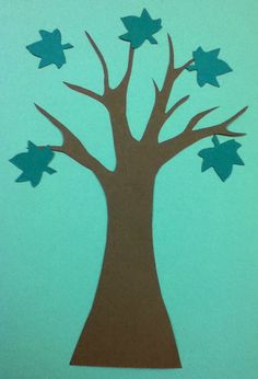 Storytime ABC's: Flannel Friday Guest Post: Five Little Leaves