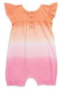 c974f915430 Splendid Baby Girl s Dip-Dye Romper  babygirl