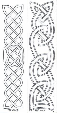 Viking Symbols, Viking Art, Leather Carving, Leather Art, Viking Knotwork, Celtic Quilt, Viking Pattern, Celtic Knot Designs, Celtic Art