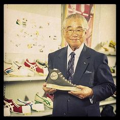 #OnitsukaTiger founder Mr. Kihachiro Onitsuka began his athletic #footwear company in #1949 out of his living room in #Japan.