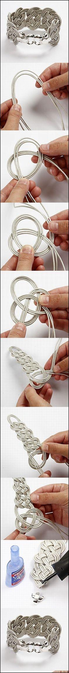 braid bracelet m Wonderful DIY cool bracelet