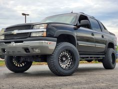 Lifted Avalanche, Avalanche Chevrolet, Cars And Motorcycles, Trucks, Vehicles, Ideas, Truck, Car, Thoughts