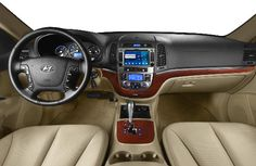 14 steps to install 2008 2009-2011 Hyundai Santa Fe Radio with navigation system steering wheel control