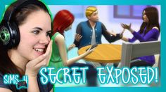 A Sims Secret?? New in my The Sims 4 Console series!