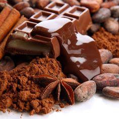 un mondo di ricette: scuola di cucina - il cioccolato