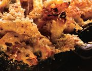 Cheesy Baked Penne with Cauliflower | momstown meals