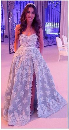 Charming Prom Dress,Long Prom Dress,Formal Evening Dress,Lace Appliques #prom #promdress #dress #eveningdress #evening #fashion #love #shopping #art #dress #women #mermaid #SEXY #SexyGirl #PromDresses