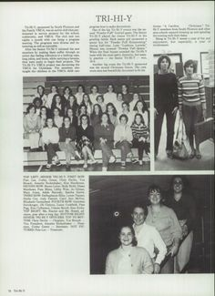 1981 South Florence High School Yearbook via Classmates.com