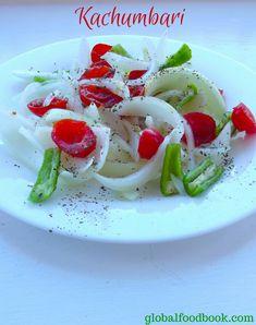 AWESOME kachumbari Salad Recipe