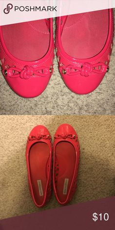 7bbd8b0e7 Dana Buchman flats More coral than pink. Bundle for 20% off 2. Great