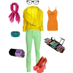 Next SF Pride outfit??? =)