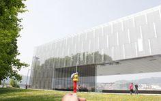 Lentos Museum of arts Visit Israel, Art Museum, Louvre, Traveling, France, Tweety, Building, Linz, Museum Of Art