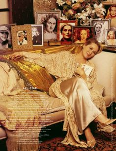 vanityfair: A Tribute to L'Wren Scott A former model and...
