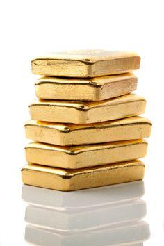 befektetési arany tömbök