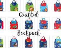 Image result for quilted kids bags