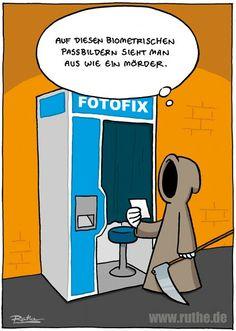 biometrische Passbilder...