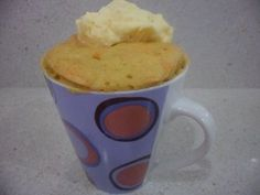 Quick & Easy Carrot Cake in a Mug Recipe