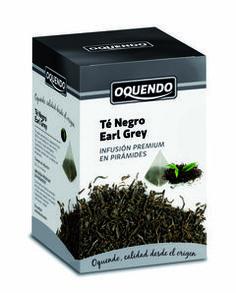 Té Negro Earl Grey ·Earl Grey Black Tea