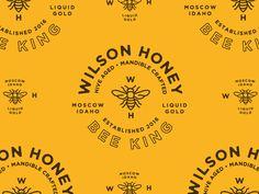 dddribbble — More Wilson Honey