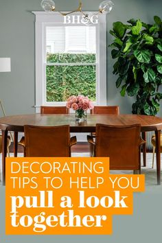 With so many elements to consider and choices to make, decorating can be a challenge. To make the process easier and more enjoyable, there are a few strategies you can take that will simplify your decorating decisions. Follow these steps to learn how to pull together a look you'll love. #decoratingtips #interiordecorating #homedecortips #interiordesign #homedecorideas #bhg Decorating Tips, Interior Decorating, Interior Design, Home Decor Trends, Nest Design, Home Interior Design, Interior Designing, Home Decor, Decor