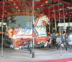 Things to Do in Central Park Row a boat, ride a carousel, see a concert or take a tour in Central Park New York Central, Central Park, Places In New York, Places To Go, Wellington City, Amusement Park Rides, Merry Go Round, Beautiful Park, Coney Island