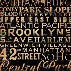 NY streets & neighborhoods2