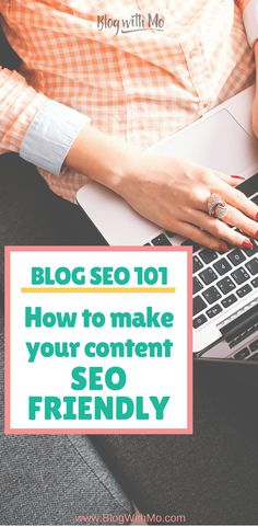 SEO Tips: Search Engine Optimization for beginners. If you're a blogger using wordpress or any other blogging platform, you need this free checklist to make your website SEO friendly