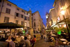 Place des Augustins - Aix-en-Provence