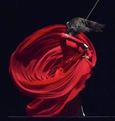 María Pagés inunda de flamenco Barcelona