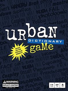 9 Best Urban Dictionary The Party Game of Slang images in