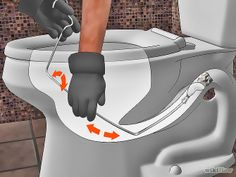 How to Unclog a Toilet. Toilet clogs seem to happen at the most inopportune moments. Fortunately, you can clear most clogs yourself without having to pay a plumber. Most clogs can be cleared with a good plunger or homemade drain cleaner. How To Unclog Toilet, Clogged Toilet, Homemade Drain Cleaner, Toilet Step, Plumbing Drawing, Diy Pest Control, Plumbing Emergency, What To Use, Toilet Cleaning