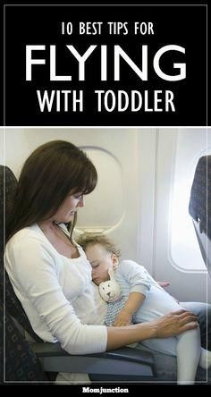 Air Travel With Toddler :Your kid can throw tantrums when he is bored or may want to jump from one seat to the other inside the aircraft. But hey, you dont need to worry thinking about how to deal with your baby or toddler while on a flight.We have compiled a set of helpful tips to make your plane travel with #toddler a smooth experience!