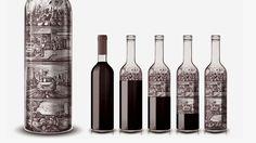 En lo más fffres.co: Esta botella de vino muestra las consecuencias de pasarse bebiendo: El principal… #Packaging #Destacados_cabecera