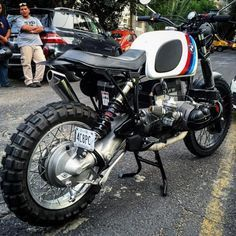 Take a look at many of my best builds - stylish scrambler hybrids like Bmw Scrambler, Moto Enduro, Motos Bmw, Enduro Motorcycle, Cafe Racer Motorcycle, Motorcycle Design, Bmw Cafe Racer, Moto Cafe, Cafe Racers