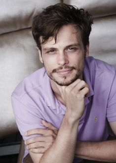Matthew Gray Gubler - Would it kill you to move to Alabama?