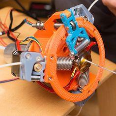 Orbital Composites to Make 3D Printing 100X's Faster Using Carbon Fiber, Fiber Optics & More - http://3dprint.com/60662/orbital-composites/