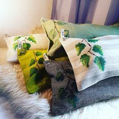 by itu - Saunahattukauppa.fi (@byitu.fi) • Instagram-kuvat ja -videot Itu, Throw Pillows, Instagram, Home, Toss Pillows, Cushions, Ad Home, Decorative Pillows, Homes